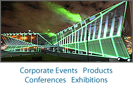 Corporate Events Products Conferences Exhibitions